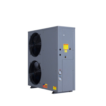 Ultra-low temperature heating and cooling cycle heat pump